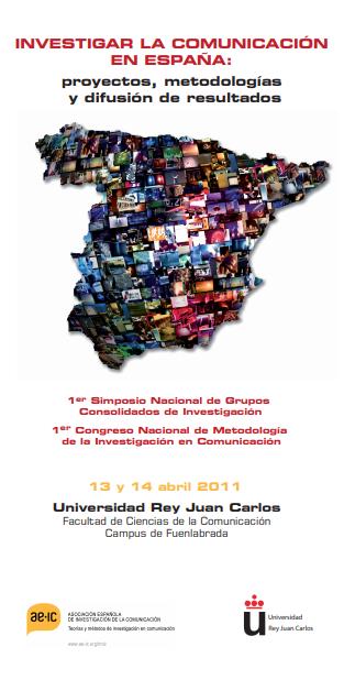 cartel-I Congreso / TMIC AE-IC
